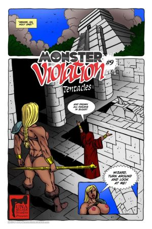Monster Violation 9 - Tentacles