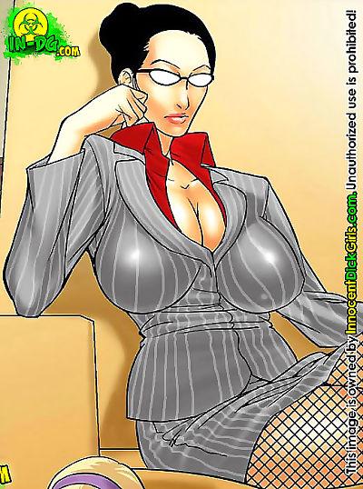 Amanda sells avon and lingerie - part 2802