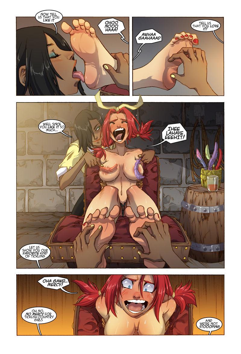 sexy nude chunky redheads