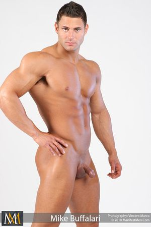 New Jersey Muscle Stud. Mike Buffalari Jersey Muscle