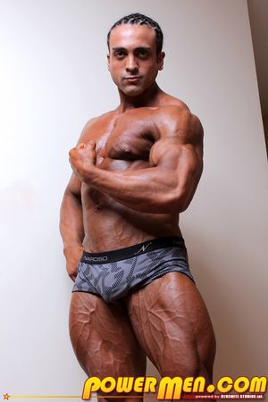 Be in charge tan, super cool, super ripped, and super hung! Cocky new man in town Mauro Marinello stops by your place for a pang steamy apathetic prizefight - conceivably you might be more comfortable on the floor! It is a better view....there, that is ri