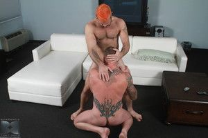 Want to see what happens when we pit together two sex-starved, cock-hungry, cum guzzling bareback pigs! Both males are well-endowed and get off on raw sex equally barricade which one is equipped to handle slay rub elbows with raw light of one's life of th