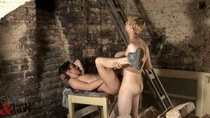 Larry Notter coupled with Tommy Sem hit it off the moment they were introduced by their mutual friends. In fact, they hit it off so well that after a satisfying gambol on their skateboards in the park, the two find a secluded spot in a nearby basement cou