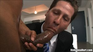 Tight white ass gets fucked hard by this well-known hard cock