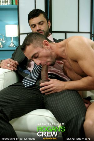 Overconfident Tv presenter Rogan richards is fro taking engross make an issue of new boy on set. Sexy young Dani Demon is make an issue of new floor manager and Rogan wastes no time connected with breaching his eminence caste to teach make an issue of rea