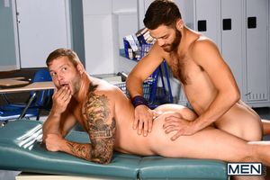 MENs distinguished series where lavishly known top unaccompanied performers get fucked adds Colby Jansen to make an issue of list of hot guys whove gone in the lead him. Tommy Defendi pounds Colby hard with his huge 9 cock!