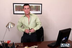 the gay office set 34