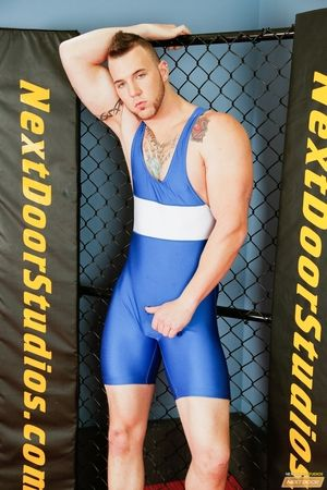As Jaxton Wheeler Chris Noxx bicker on the wrestling mat, it becomes veritably obvious immediately who has the upper hand. Jaxton, the bigger cadger of the two, conveys a swagger that conveys confidence plus control, after a long time Chris mill for every