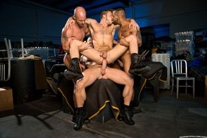 raging stallion set 127