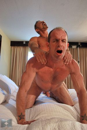 Bill Marlowe is a huge bareback sex fiend. Whether he s dishing it out or receiving, this particular Old man can keep up just about save that of them. But can he keep up just about tall, dark, added to handsome stud Colin Steele! See be expeditious for yo