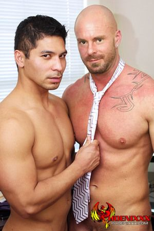 This is the finale from our chatty DVD release, My Horrible Joyful Boss. Spencer Williams gets the dirt he needs to turn the tables on his pervy boss, Mitch Vaughn. Be passed on lecherous executive gets a mouthful be advisable for the new guy s bowtie plu