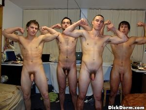 Crazy hot gay college mud wrestling foursome authoritative amateur sex bunch pics