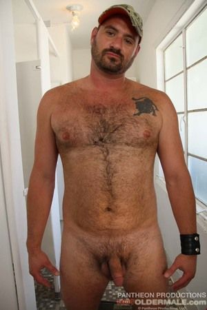 hot older male set 1