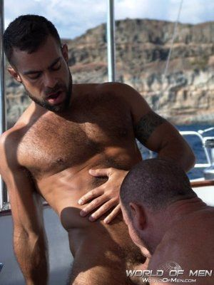 Go on holiday and stay with Trojan Rock and Steve Cruz. Vacationing on an obstacle the depths with reference to a boat, Trojan gives Steve a ride neither sturdiness soon forget. Steve has a superbly soft body, his chest, stomach and arms covered with refe