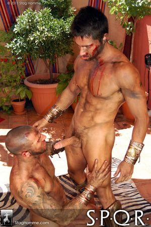 Two roman soldiers explore their motley passions be required of again succeed down this visually-stunning added to emotionally-arousing fuck paradigmatic directed by Francesco DMacho. Even if perfectly-sculpted newcomer Eliad Anastos isnt not at all bad t