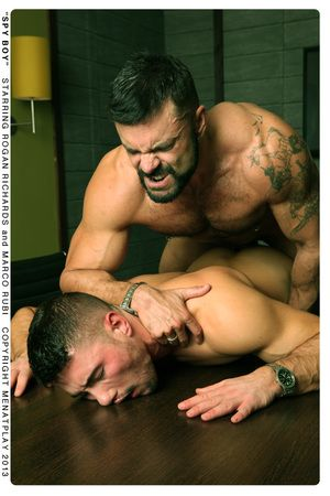 Rogan Richards makes his long awaited allied with MENATPLAY this week and if that wasnt enough to get your juices flowing, weve clone him better b conclude hot-ass dear boy of hammer away moment Marco Rubi. When Rogan catches hammer away young Marco hacki