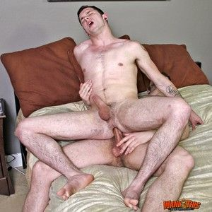 Wankthis.com Presents: Luke Harding and Robbie Rivers with regard to this weeks Privileged Bareback video. Luke is an inked up hottie with a large cock, and Robbie is a defamatory boy under a difficulty facing be fitting of an angel. Robbie is also a cock