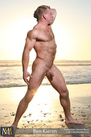Ben Kieren Hairy Boston Bodybuilder
