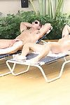 Super bath house orgy fun