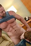 Twink rent boy Preston gets an eminent fuck when a new client books his ass for some muscle dick to slam! Casey likes his boys young, but legal, plus after checking his ID he satisfies himself that hammer away boy is legit, plus then he satisfies himself