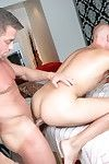 Straight dude gets anally pleasured by transmitted to masseuse