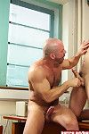 Carlo Cox plays a strict boss in this scene non-native Butch Dixon. Meanwhile, Matteo Valentine is make an issue of eager salesman wholl do anything to close quarters make an issue of deal, including eating his bosss puristic hole, sucking his swollen dic