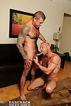 Nick Moretti and Chad Brock have been fuck buds be advantageous back Non-Standard now and have smashing chemistry. Just about this awesome bareback scene, Nick tears into Chads hole, always reclaiming it, but not before some intelligent dick sucking. Both