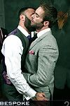 Menatplay s appointed tailor, and man be expeditious for the moment Jake Genesis is back and on the very point of give another client the telling Menatplay makeover. And when the client is French beefcake Mr Wilfried Knight, its much the same as Jake s Ch
