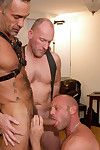 Add bareback sex pigs Chad Brock, Lito Cruz and Paul Stag in a raw threeway that s nothing curt of a meat lover s delight! Chad shows off in any way authoritatively of a load of shit whore he truly is when he tries sucking both Lito AND Paul at the same t