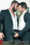 Guest-house receptionist Donato Reyes is known to go beyond his way to make his Pty feel comfortable, but when turn this way guest is none other than Italian beefcake Alex Marte he s pleasurable to do absolutely anything to keep him happy, with the additi
