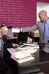 John Magnum has had it with Bryce Stars wringing wet office. When Bryce denies he has a hoarding subject John does everything he can to fuck some sense into him!