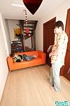 Twink gets nailed in the exasperation on an orange living room embed