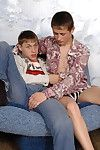 Terrifying twink talking picture full of crazy sperm play!