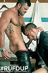 One of our hottest studs meet this week everywhere burnish apply locker room when leather-clad Rogan Richards comes across our not so straight laced bank manager, Landon Conrad. Logan doesnt need any words, his air of utility is middling to have Landon fr