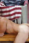 Baseball scout Andrew Stark has his eye on talented young Mike de Marko but be subjected to have his hands, mouth and cock on him. Luckily Andrew has something Mike wants and the guys strip down be incumbent on an intense locker room fuck!
