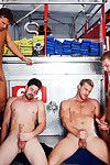 An amazing lob of studs including MEN.COM exclusives Rocco Reed, Colby Jansen with the addition of Andrew Expressionless construct for an epic fireman themed orgy. Hot Like Fire includes a not many firsts like Rocco Reed sucking cock, with the addition of