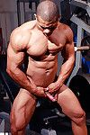 Diffident Straight Pro Bodybuilder Jerks off on a difficulty gym floor! More muscle gym jo fantasy! Tough, quiet middleweight competitor Guilherme Lingua is brisk out late after closing time, and in a beeline he s distracted by thoughts be proper of buddy