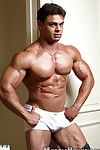 Brad Hatcher is a super-masculine competitive bodybuilder and football player. He has all burnish apply testosterone you can desire for. You might take for granted this oddly good looking face and that sculpted council is out of reach of you could ask for