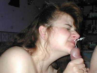 Naughty wives from everywhere purchase facual cumshots