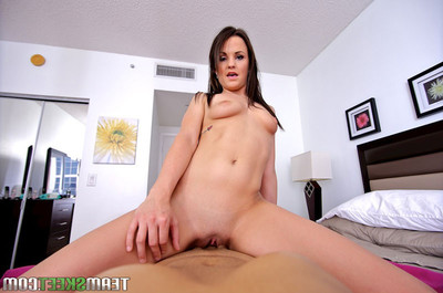Brooklyn daniels screws a cock