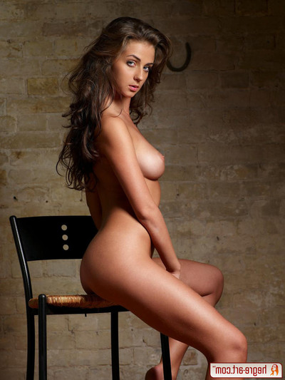 Curvaceous darling jula solely keen to