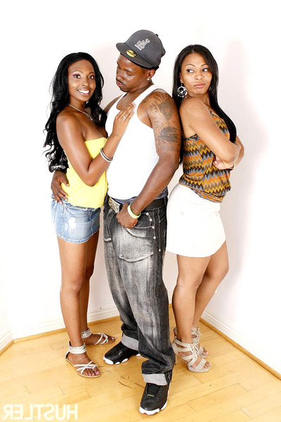 Jon q anita peida and dvae starring in mother I am and a gangster