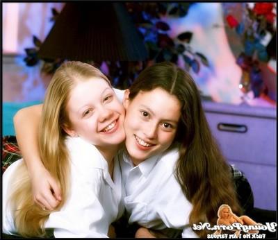 Perspired britney teenies in a love making scene