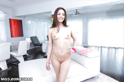 Young infant dear Lucy Babe releasing nice Young year old bumpers