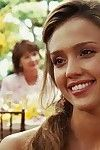 Dirty jessica alba in worthwhile luck chuck