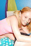 Nasty adolescent alyssa gave a hand job wake up call