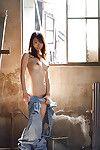 Loveable Chinese juvenile Hikaru Koto revealing her amazingly gratifying body