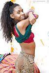 Miniature tit ebony youthful lass Esme toying her beautiful fixed belt and amplifying