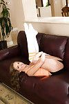 Teen chicito Kimmy Granger thrashing sexy standing in knee high socks