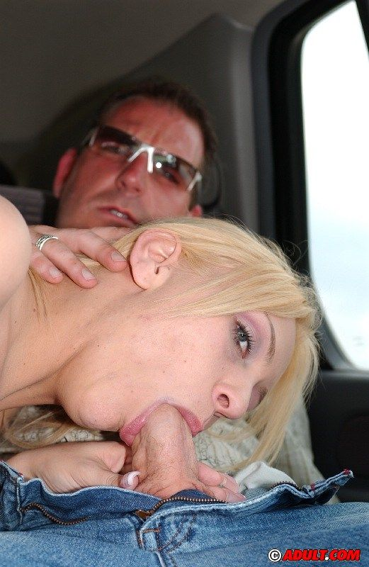 Opinion blowjob car deepthroat in the can ask